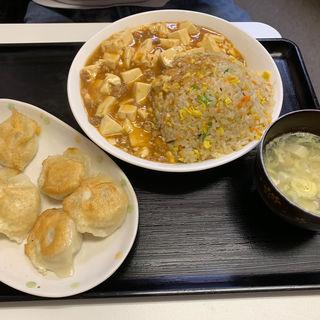 ヤング定食(中国北方料理 知味観 )