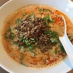 山椒風味のピリ辛担々麺