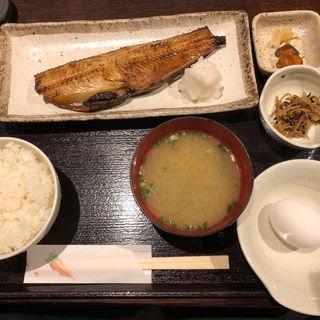 ほっけ定食(竹とんぼ )