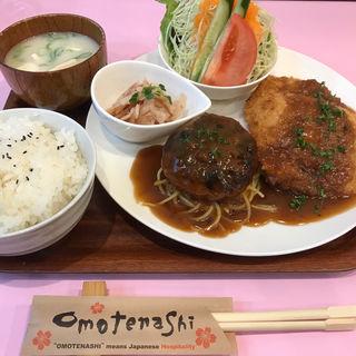 コンビ定食(くりぼん )