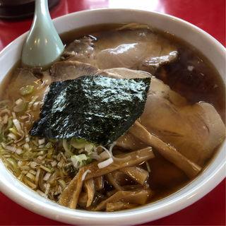 ジャンボラーメン(珍来 紙敷店 )