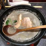 恋煮干し魚三