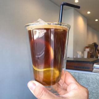 レモネードエスプレッソソーダ(NAGASAWA COFFEE )