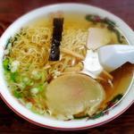 中華そば(丸竹食堂 (まるたけしょくどう))