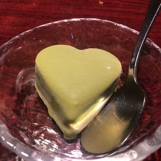 抹茶アイス(叙々苑 恵比寿ガーデンプレイス店 (ジョジョエン))