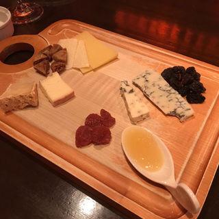 チーズの盛り合わせ(ルイーズ)