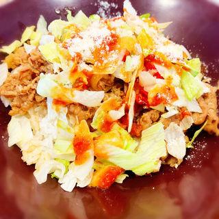辛口トマレタ牛丼(すき家 茶屋町店 )
