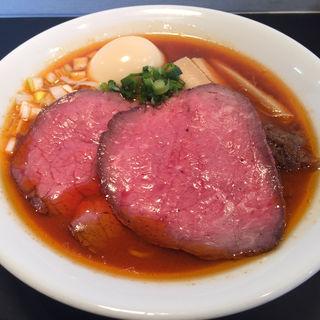 特製辛牛そば(麺牛 ひろせ)
