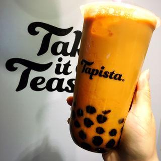 チャーポン・ミルクティー(Tapista(タピスタ)立川店)