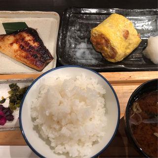 銀ダラの西京焼き(人形町 田酔 六本木ヒルズ分店 )