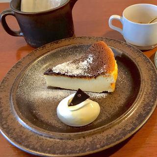 チーズケーキ(ELK KAFFE (エルクコーヒー))