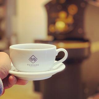 エアロプレスコーヒー(Passage Coffee Roastery)
