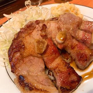 トンテキ(グラシア (食堂酒場Gracia))