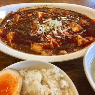 麻婆豆腐 ライス セット(ファイブスター・カフェ )