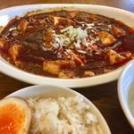 麻婆豆腐 ライス セット