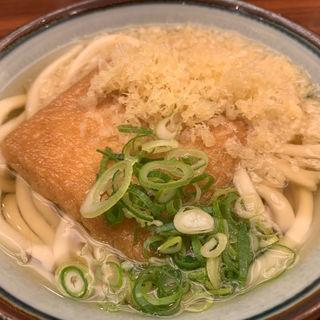 きつねうどん(麦まる 東京駅八重洲地下街店 )