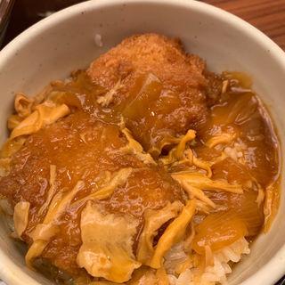 あんかけカツ丼(麦まる 東京駅八重洲地下街店 )