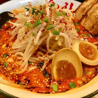 カラシビ味噌辣麺