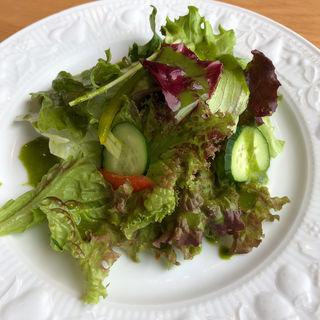 ランチセットのサラダ(futaba cafe)