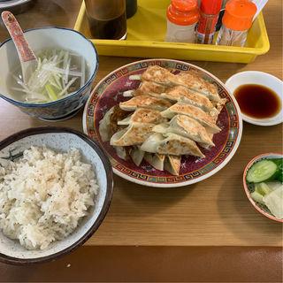 餃子定食(餃子専門店 おゆき )