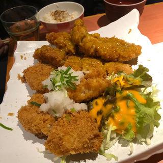 ワンコインランチ(なにわ食堂 )