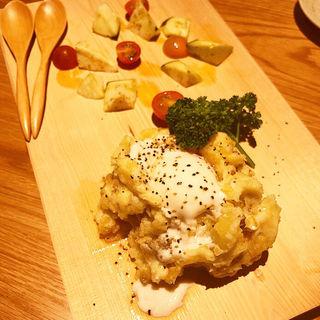 ポテトサラダ(酒場トやさいイソスタンド)