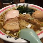 中華そば(醤油)(松戸中華そば 富田食堂 )