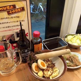 ポテトサラダ(串カツ田中 阿佐ヶ谷店 )