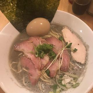 (煮干専門中華蕎麦 平八)