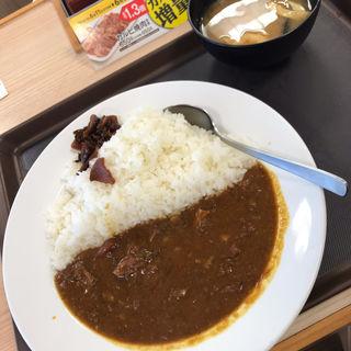 創業カレー(大)(松屋 都立家政店 )