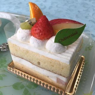 フルーツぎっしりショートケーキ(シャトレーゼ 豊川店 )