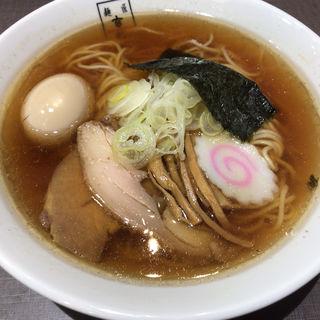 あごだし醤油(麺匠 玄龍 ララガーデン長町店)