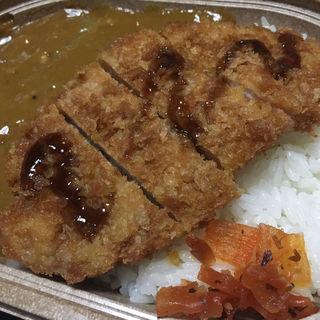 カツカレー(セブンイレブン 札幌南9条西7丁目店)