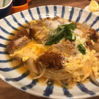 カツ煮(小田保 (おだやす))