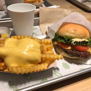 Shack Burger(シェイクシャック 京都四条烏丸)