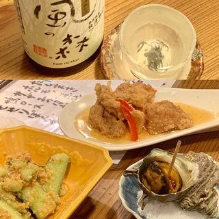 魚介の南蛮漬け(番屋 燁)