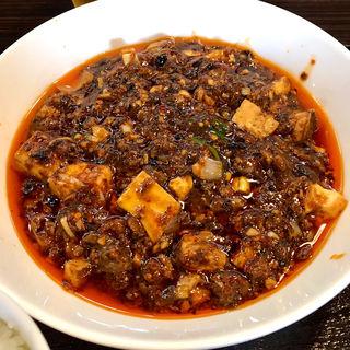 四川麻婆豆腐ランチ(チリレンゲ )