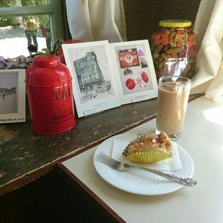 アップルパイ(サロンドカフェアンジュ)