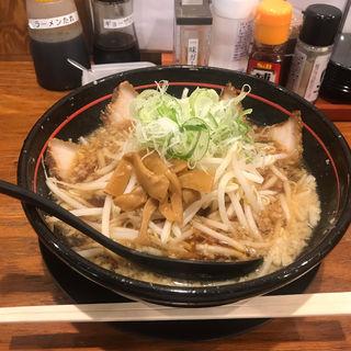醤油ラーメン(拉麺食堂)