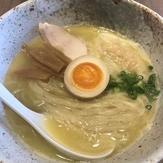 鶏のポタージュラーメン(ラーメン大冬樹 本店 (ダイトウキ))