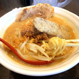 仙台味噌らーめん(麺場 田所商店 本店)