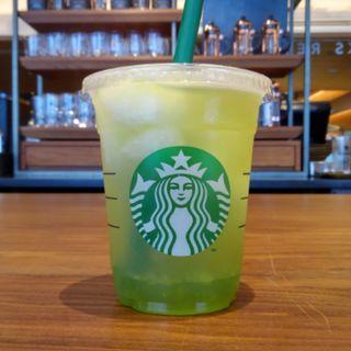 グリーンアップルティー&煎茶(スターバックス コーヒー リザーブ バー)