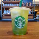 グリーンアップルティー&煎茶