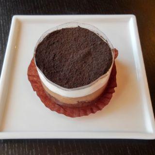 チョコレートレイヤードケーキ(スターバックス コーヒー リザーブ バー)