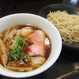醤油ワンタンつけ麺(らぁ麺 すぎ本 )