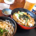 親子丼セット(そば喜 山崎店 )