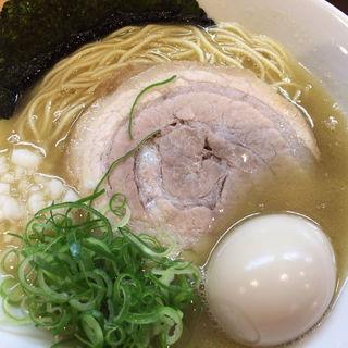 味玉鶏白湯ラーメン(麺屋 瑞風 )