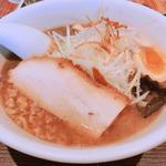 醤油らーめん(麺屋 雪風 手稲店)