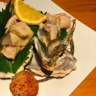 岩牡蠣(たけつら 四季素材 )