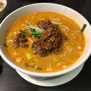 担々麺(美林華飯店 )